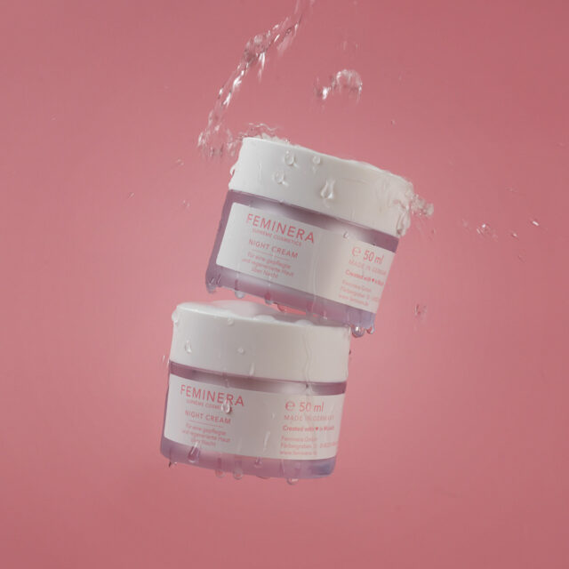 Freisteller Feminera Watersplash Night Cream